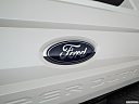 2019 Ford F-250 SD Lariat, rear manufacture badge/emblem