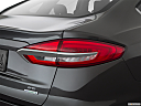 2019 Ford Fusion SE, passenger side taillight.