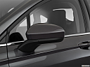 2019 Ford Fusion SE, driver's side mirror, 3_4 rear