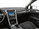2019 Ford Fusion SE, center console/passenger side.