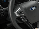 2019 Ford Fusion SE, steering wheel controls (left side)