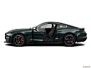 2019 Ford Mustang BULLITT, driver's side profile with drivers side door open.