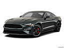 2019 Ford Mustang BULLITT, front angle medium view.
