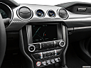 2019 Ford Mustang BULLITT, driver position view of navigation system.
