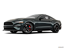 2019 Ford Mustang BULLITT, low/wide front 5/8.