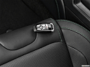 2019 Ford Mustang BULLITT, key fob on driver's seat.