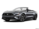 2019 Ford Mustang ECOBOOST, front angle medium view.