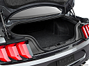2019 Ford Mustang ECOBOOST, trunk open.