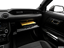 2019 Ford Mustang ECOBOOST, glove box open.