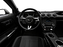 2019 Ford Mustang ECOBOOST, steering wheel/center console.