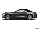 2019 Ford Mustang GT Premium, drivers side profile, convertible top up (convertibles only).