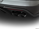 2019 Ford Mustang GT Premium, chrome tip exhaust pipe.