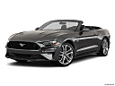 2019 Ford Mustang GT Premium, front angle medium view.