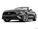 2019 Ford Mustang GT Premium, front angle view, low wide perspective.