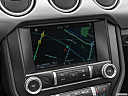 2019 Ford Mustang GT Premium, driver position view of navigation system.