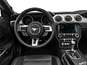 2019 Ford Mustang GT Premium, steering wheel/center console.