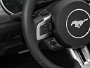 2019 Ford Mustang GT Premium, steering wheel controls (left side)