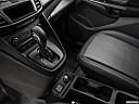 2019 Ford Transit Connect Van XL, gear shifter/center console.