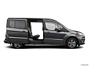 2019 Ford Transit Connect Titanium, passenger's side view, sliding door open (vans only).