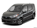 2019 Ford Transit Connect Titanium, front angle view.