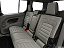 2019 Ford Transit Connect Titanium, rear seats from drivers side.