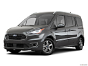 2019 Ford Transit Connect Titanium, front angle medium view.