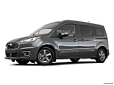 2019 Ford Transit Connect Titanium, low/wide front 5/8.