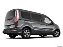 2019 Ford Transit Connect Titanium, low/wide rear 5/8.