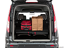 2019 Ford Transit Connect Titanium, trunk props.