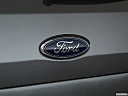 2019 Ford Transit Connect Titanium, rear manufacture badge/emblem