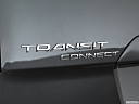 2019 Ford Transit Connect Titanium, rear model badge/emblem