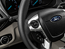 2019 Ford Transit Connect Titanium, steering wheel controls (left side)