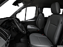 2019 Ford Transit Wagon 350 Low Roof XL, front seats from drivers side.