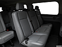 2019 Ford Transit Wagon 350 Low Roof XL, rear seats from drivers side.
