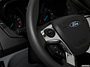 2019 Ford Transit Wagon 350 Low Roof XL, steering wheel controls (left side)