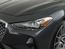 2019 Genesis G70 3.3T Design Edition, drivers side headlight.