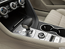 2019 Genesis G70 3.3T Design Edition, gear shifter/center console.