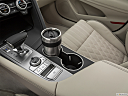 2019 Genesis G70 3.3T Design Edition, cup holder prop (primary).