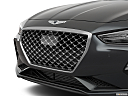 2019 Genesis G70 3.3T Design Edition, close up of grill.