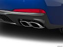 2019 Genesis G70 2.0T Dynamic, chrome tip exhaust pipe.