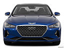 2019 Genesis G70 2.0T Dynamic, low/wide front.