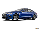 2019 Genesis G70 2.0T Dynamic, low/wide front 5/8.