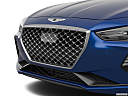 2019 Genesis G70 2.0T Dynamic, close up of grill.