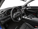 2019 Genesis G70 2.0T Dynamic, interior hero (driver's side).