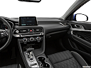 2019 Genesis G70 2.0T Dynamic, center console/passenger side.