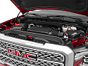 2019 GMC Sierra 1500 Denali, engine.