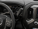 2019 GMC Sierra 1500 Denali, gear shifter/center console.