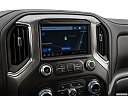 2019 GMC Sierra 1500 Denali, driver position view of navigation system.