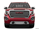 2019 GMC Sierra 1500 Denali, low/wide front.