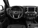2019 GMC Sierra 1500 Denali, steering wheel/center console.